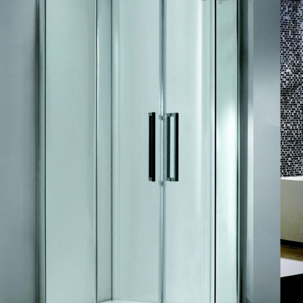 DB Frameless twin door