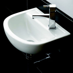 Combination special needs wall basin